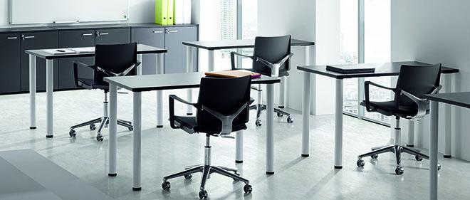 Mesas Polivalentes para oficina